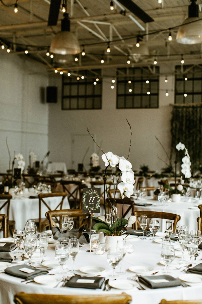 Rustic Wedding at Airship37 Toronto
