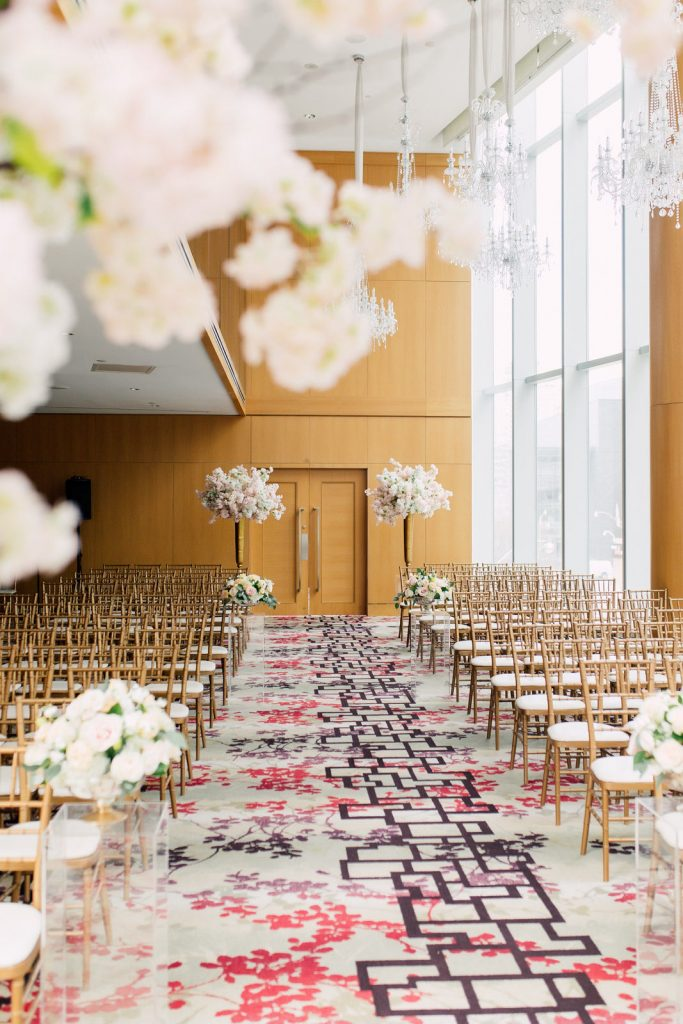 Shangri-La Wedding Florals