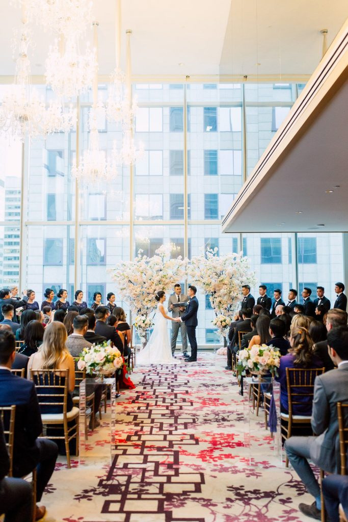 Shangri-La Wedding Ceremony