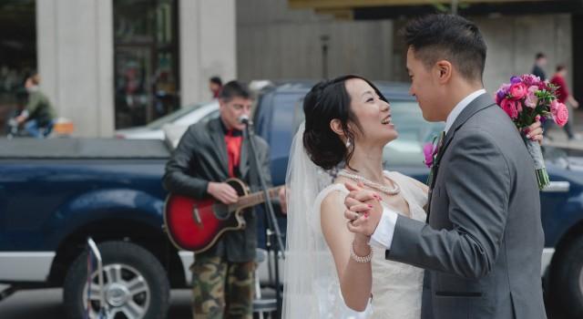 Wedding planner's wedding - Rebecca Chan