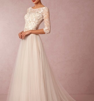 Amelie Gown on BHDLN