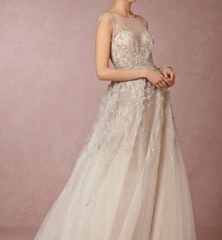 Wisteria Gown BHLDN