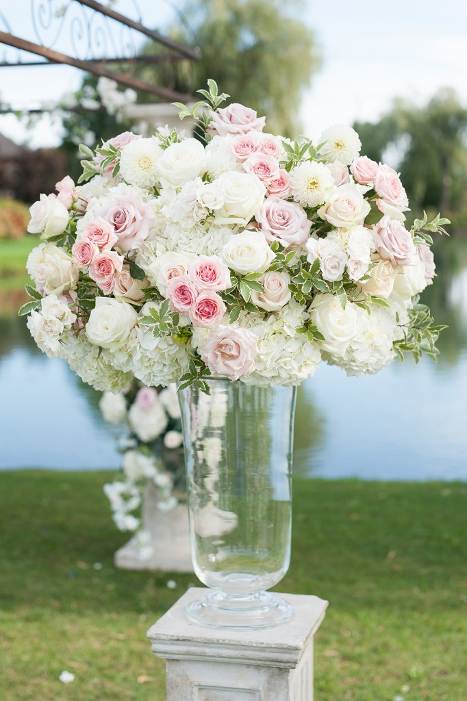 Blush Pink Winery Wedding ⋆ Rebecca Chan Weddings & Events