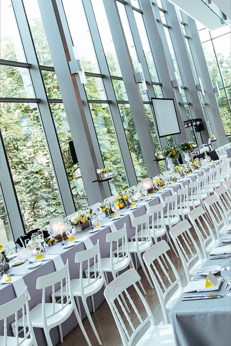 Royal Conservatory of Music wedding venue