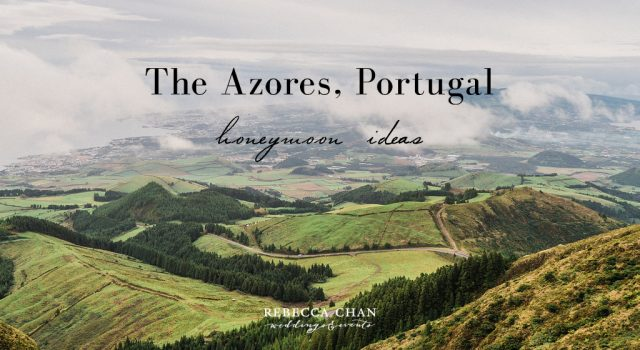 Honeymoon and travel guide to The Azores, Portugal