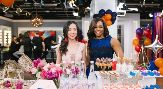Cityline Prom Special Party Planning tips with Rebecca Chan Weddings and Events. and Tracy Moore