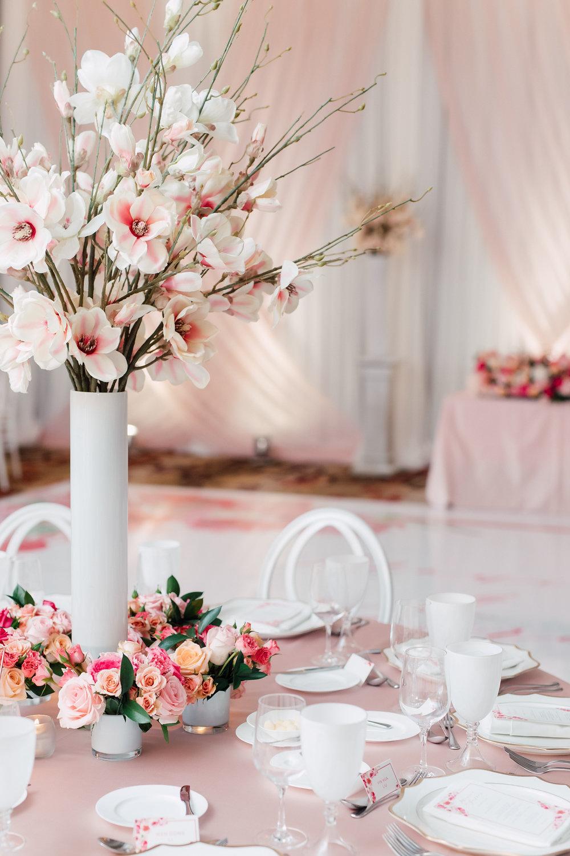 Modern Glam Wedding at Shangri-La Toronto with Rebecca Chan Weddings and Events