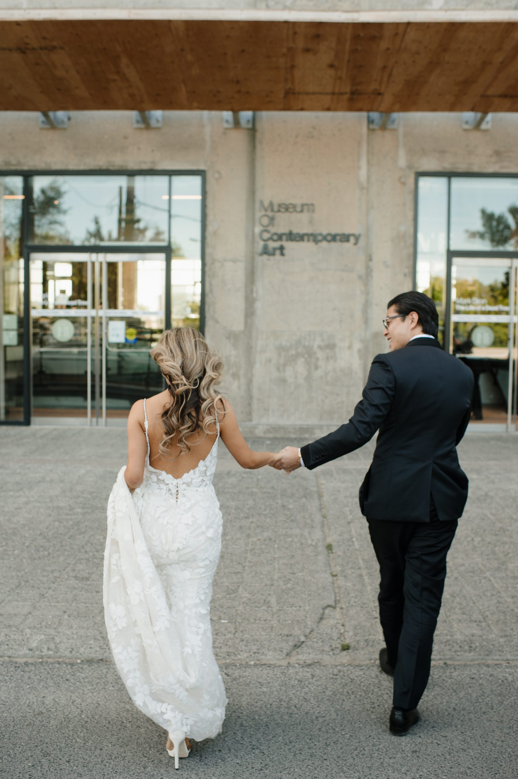 Melissa and Justin Wedding
