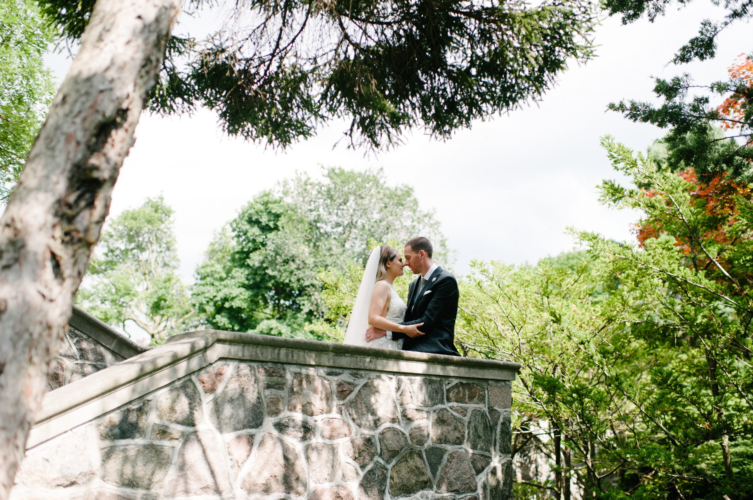 Graydon Hall Manor: Francine and Adrien