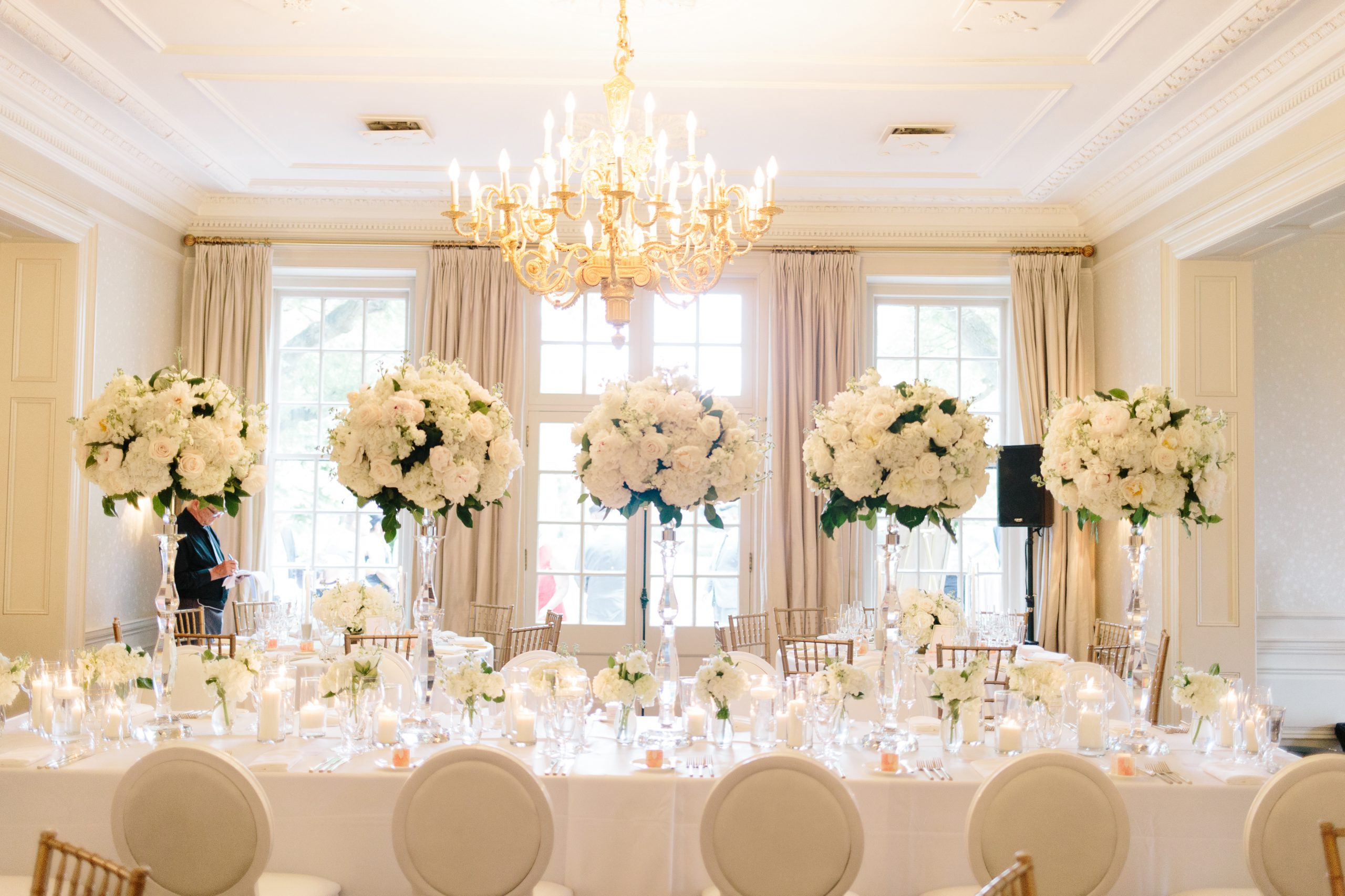 Graydon Hall Manor: Francine and Adrien