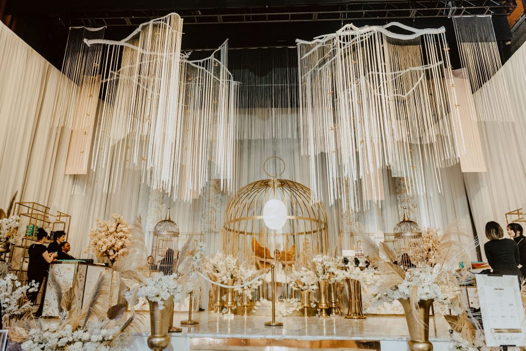 Wedluxe Show 2020 - Over the top decor ideas and inspiration