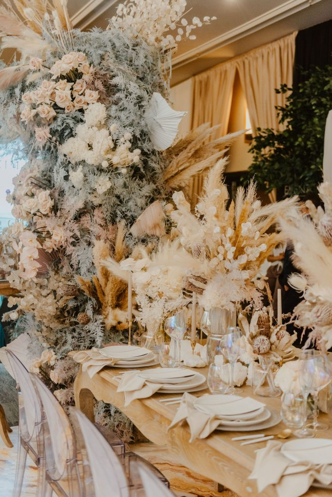 Wedluxe Show 2020 - Ethereal and organic decor