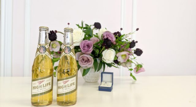Miller High Life Backyard Wedding Contest
