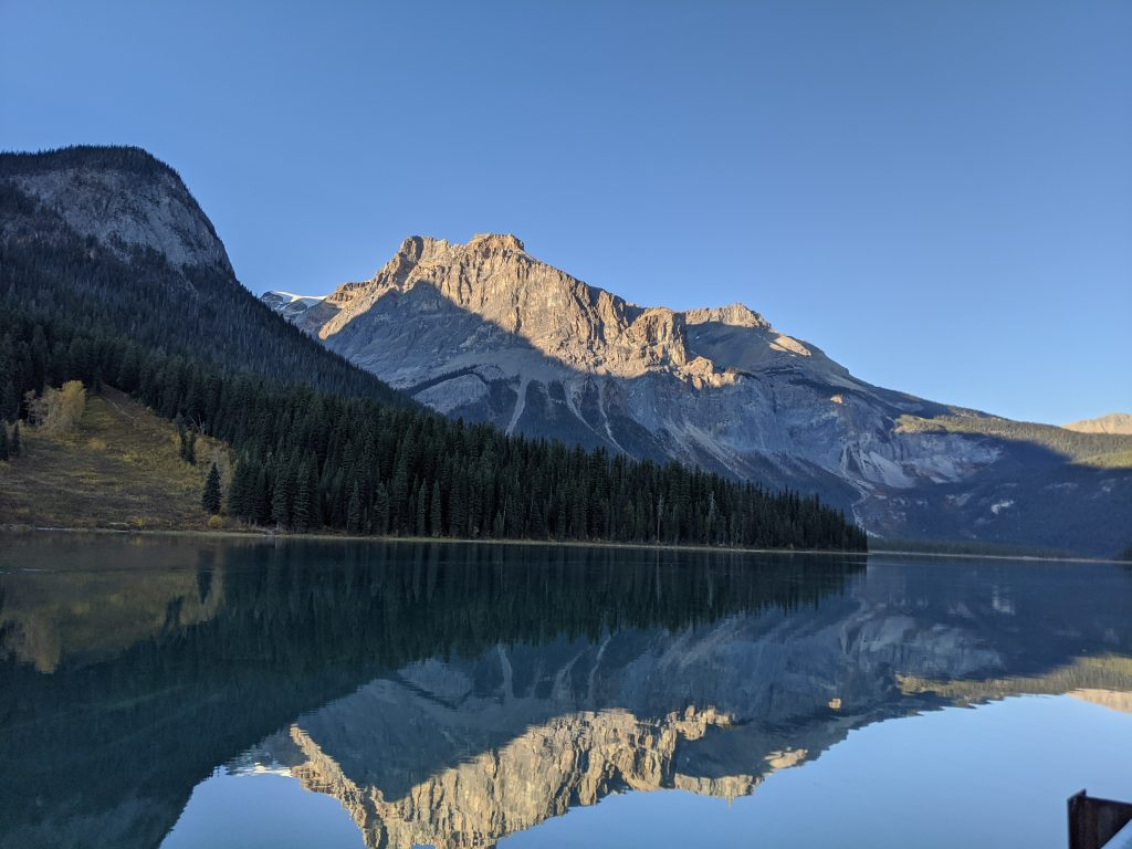 Lake Louise and Banff Honeymoon Guide - Emerald Lake