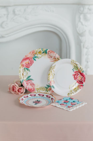 Weddingstar Photoshoot - Tea party themed bridal shower products